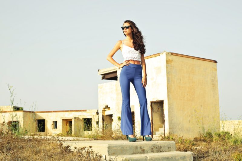 Flare pants/jeans